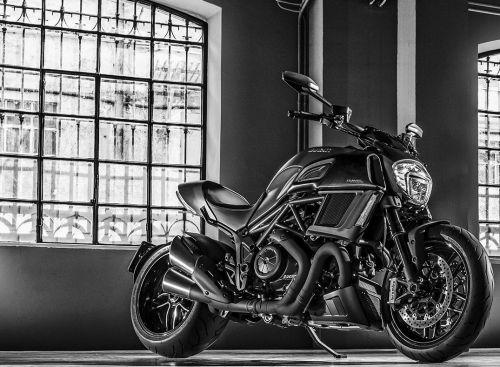 Ducati Winteractie werkplaats