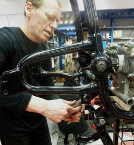 Ted Haanappel contact motortoer