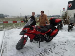 Ducati Dealer Amsterdam: Ducati Multistrada 1200 S Touring
