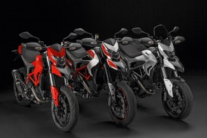 Ducati Hyperstrada en Hypermotard