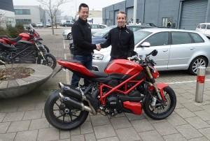 Ducati Dealer Amsterdam: Dave Ducati Streetfighter