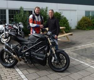 Ducati Dealer Amsterdam: E. Zuijdendorp Streetfighter 848