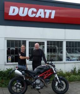 Ducati Dealer Amsterdam: Monster 796 Johan Heijne