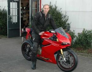 Ducati Dealer Amsterdam: Henry Panigale 1299 S