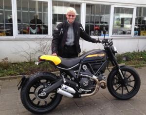 Ducati Dealer Amsterdam: Ducati Scrambler Full Throttle Isabelle