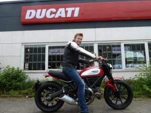Ducati Dealer Amsterdam: Otto Ducati Scrambler Icon