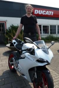 Ducati Dealer Amsterdam: Ducati 899 Panigale Jan