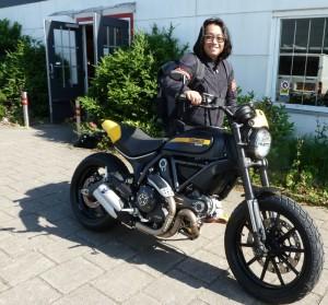 Ducati Dealer Amsterdam: Ducati Scrambler Full Throttle Wai