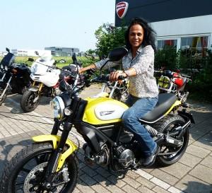 Ducati Dealer Amsterdam : Ducati Scrambler Icon Neeta