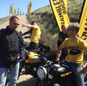 Ducati Dealer Amsterdam: Scrambler Meet and Ride