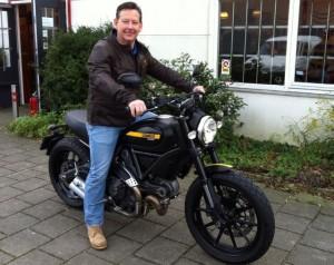 Ducati Dealer Amsterdam: Ducati Scrambler Full Throttle