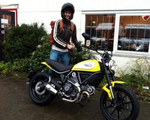 Ducati Dealer Amsterdam: Ducati Scrambler Icon Michel