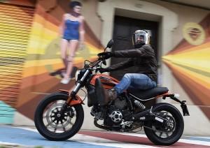 Ducati dealer amsterdam scrambler test