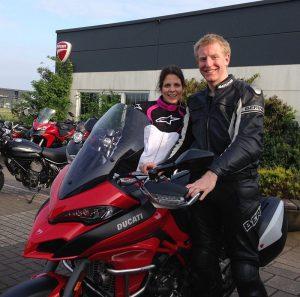 Ducati Dealer Amsterdam :Bert Ducati Multistrada 1200 Touring