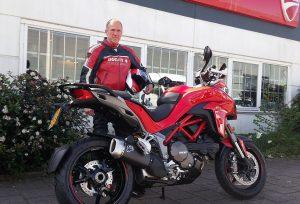 Ducati Dealer Amsterdam : Onno Ducati Multistrada 1200 S