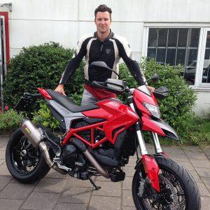 Ducati Dealer Amsterdam : Patrick Ducati Hypermotard 939