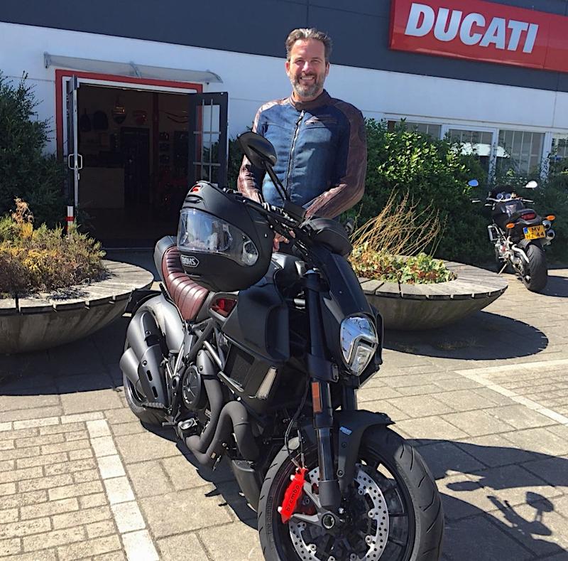Ducati dealer Amsterdam : Ducati Diavel Diesel