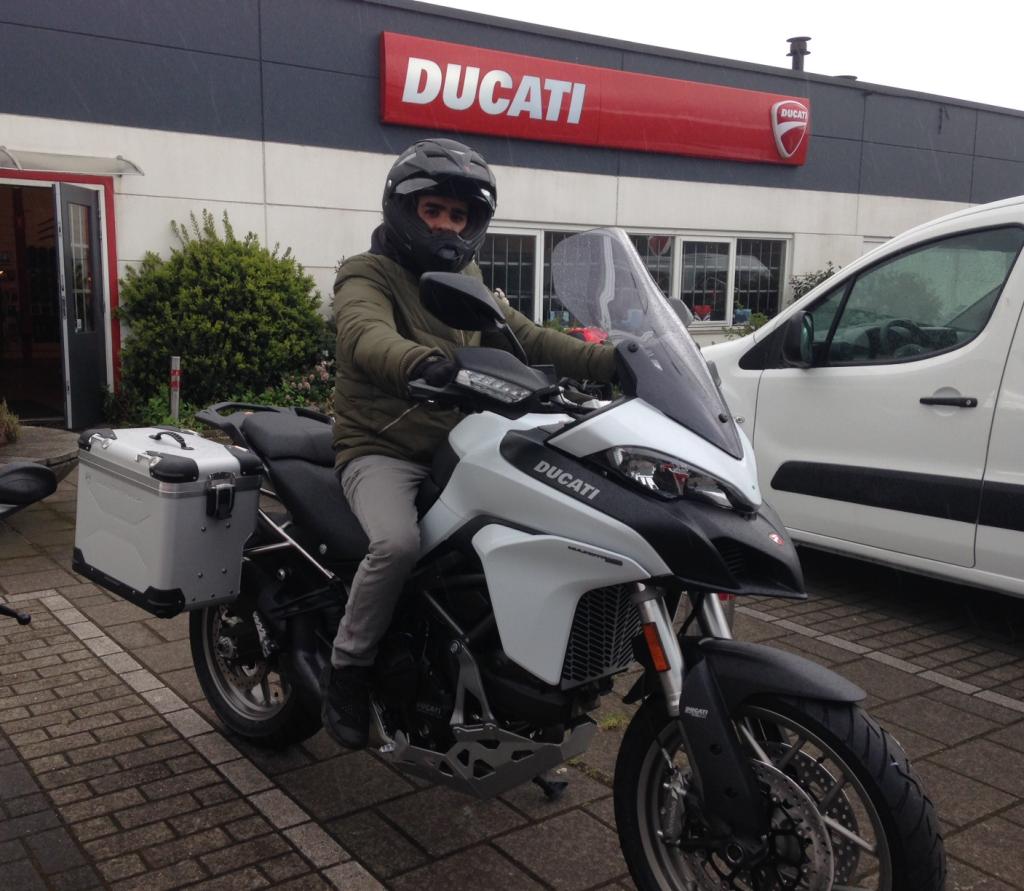 Ducati dealer amsterdam multistrada 950