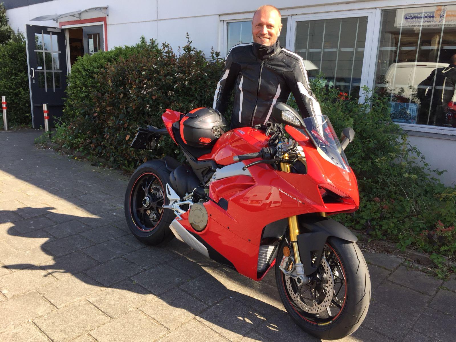 Panigale V4 Ducati kopen
