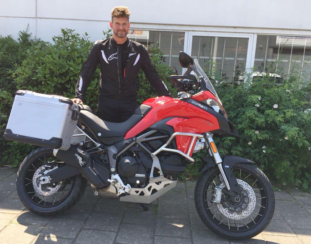 multistrada 950 koop je bij motortoer ducati amsterdam