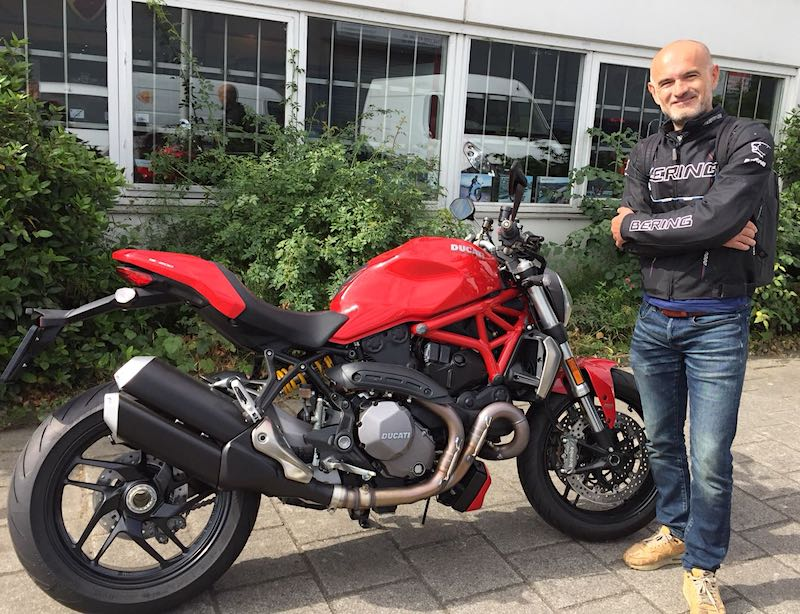 ducati monster kopen in amsterdam en omgeving