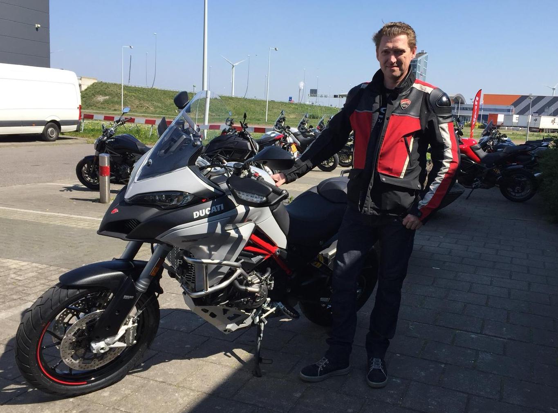 ducati specialist amsterdam verkoopt multistrada 950 s