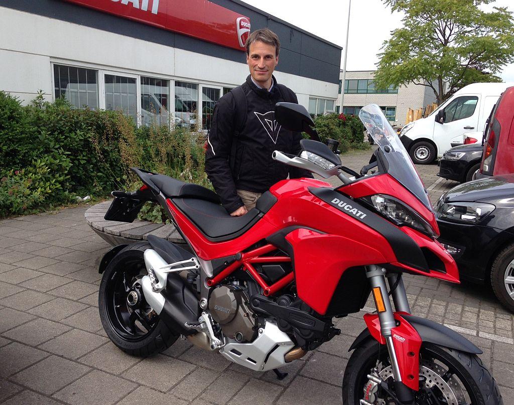 Ducati dealer amsterdam motortoer multistrada 1200