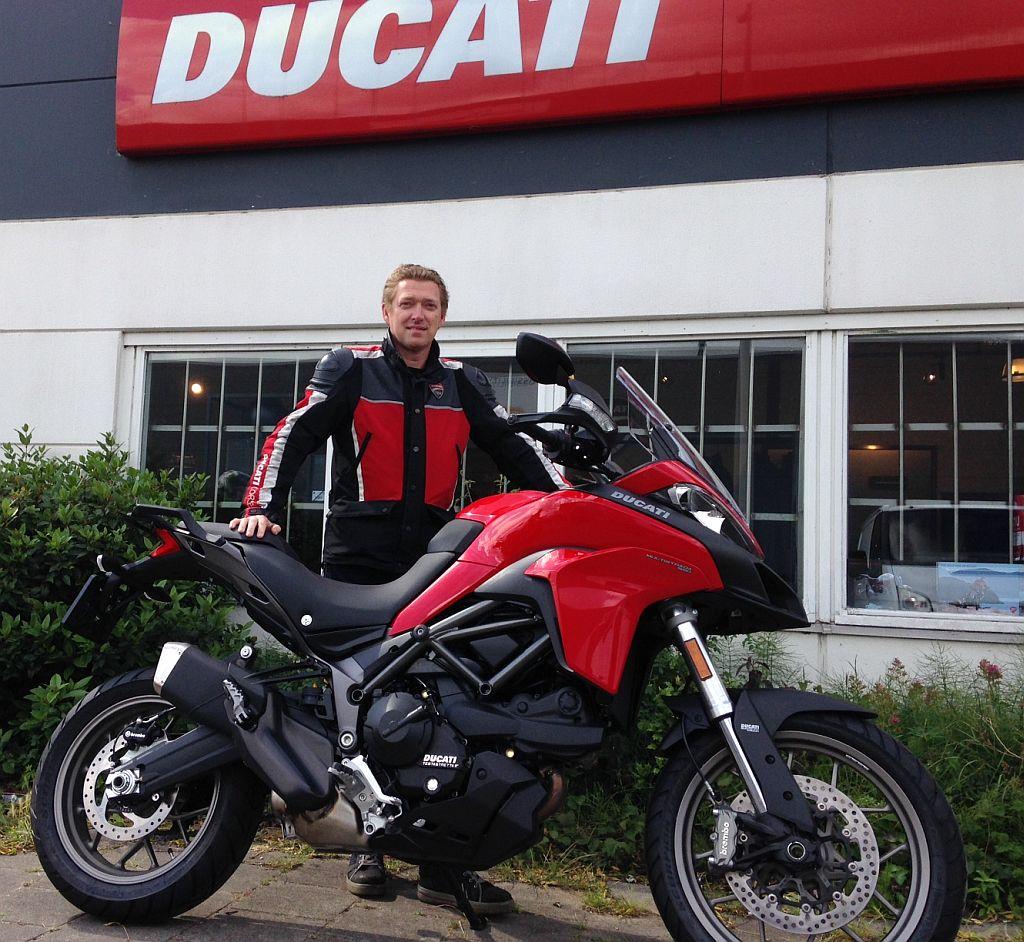 Ducati Multistrada 950 te koop bij Ducati dealer Amsterdam Motortoer