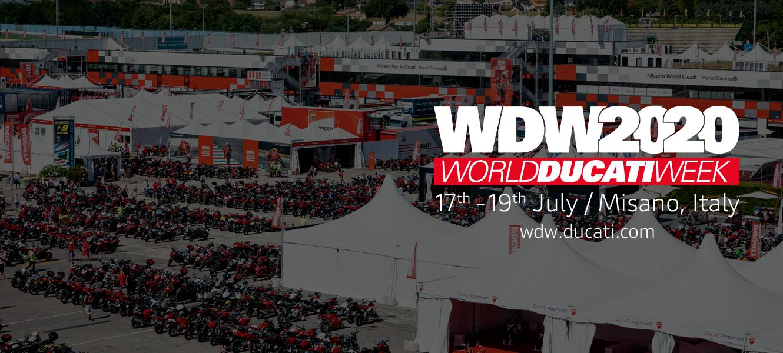 World Ducati Week ( WDW) 2020