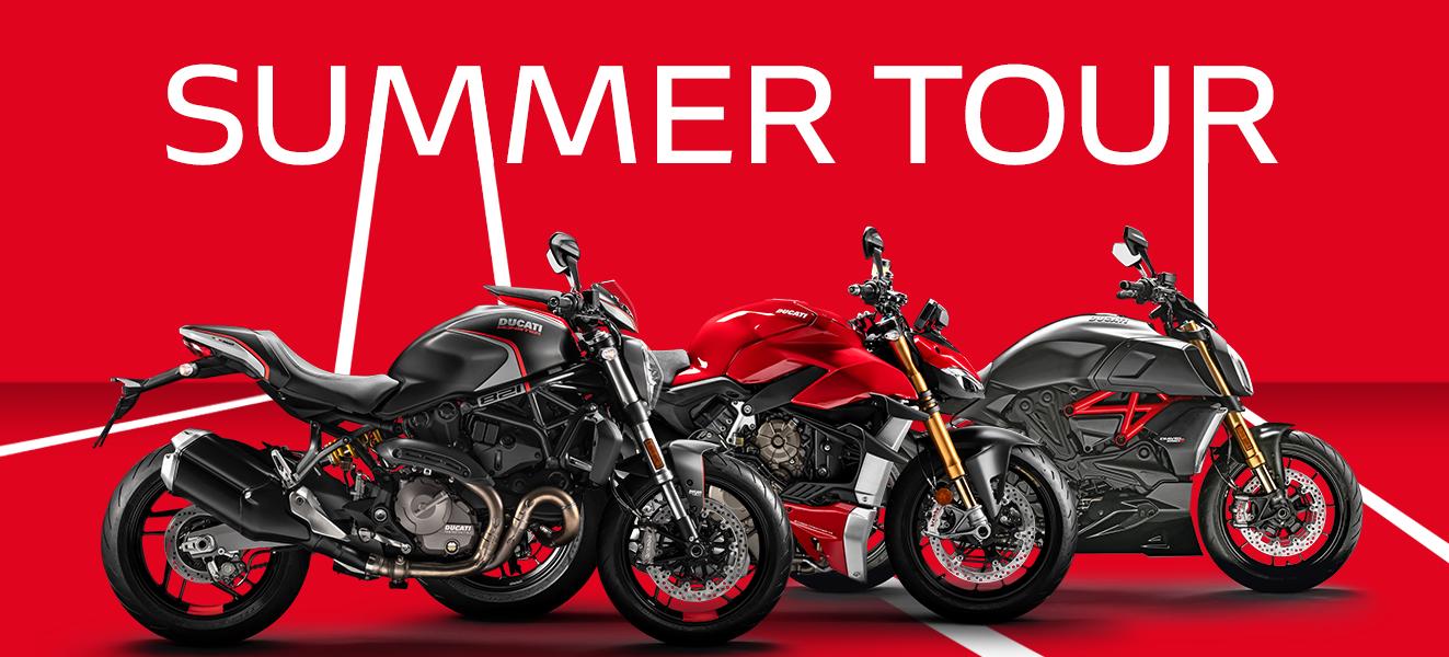 Ducati Summer Tour