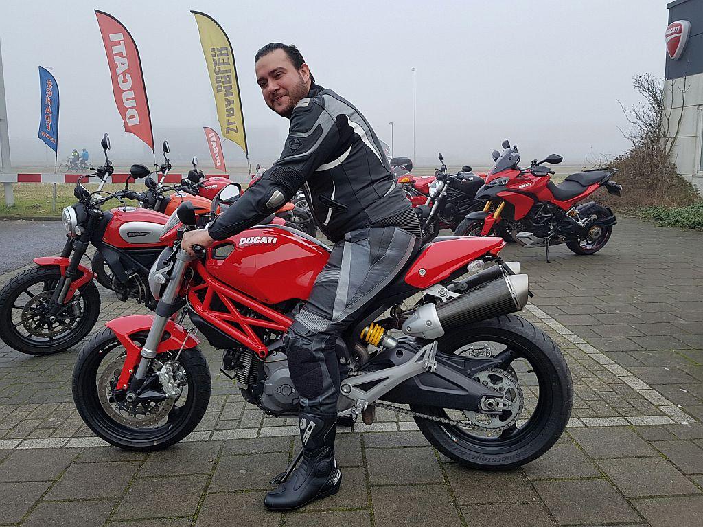 Ducati dealer amsterdam heeft mooie ducati monster occasions